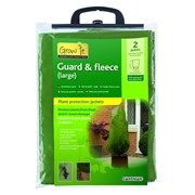 Gardman Gard'n'fleece Large 2pk (75710AD)