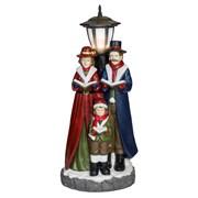 Fountasia Carol Singers & Street Light (78073)