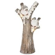 Fountasia Birds On Tree - Led Large (79004)