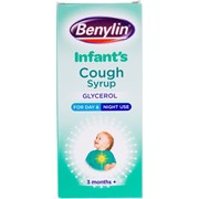 Benylin Infant Cough Syrup 6/5* 125ml (79195)
