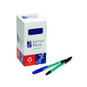 Office Style Ball Point Pen Blk (792243)