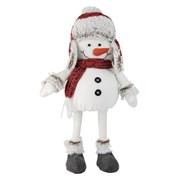Fountasia Bobbin Fabric Snowman - Large (79225)