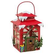 Fountasia Christmas House - Lantern (79536)