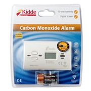 Kidde Digital Carbon Monoxide Alarm (7DCOC)