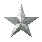 Apollo Star Wall Art Silver D610mm (810278)