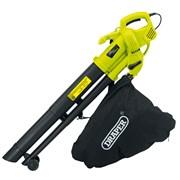 Draper 3000w Leaf Vacuum / Blower & Mulcher (82104)