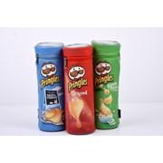Helix Pringles Pencil Case Assorted (932510)