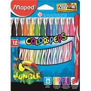 Maped Jungle Felt Tips (845420)