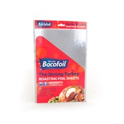 Bacofoil Turkey Foil Sheets 2s (84B05)