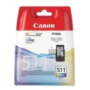 Canon 511 Cartridge Colour (875101)
