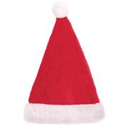 Luxury Velvet Santa Hat (8896)