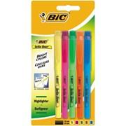 Bic 5xbrite Liner Highlighters (893133)