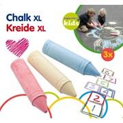 Xl Chalk 3pk (90728)