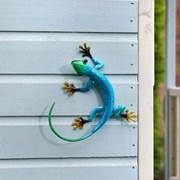 Smart Garden Decor Gecko-azure (5032014)
