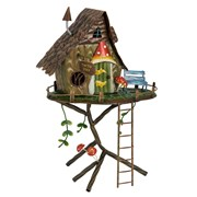 Fountasia Pixie House Tree Top Shack (PS95314)