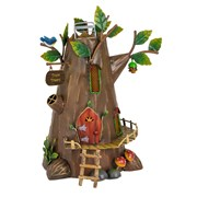 Fountasia Pixie House Trunk Towers (PS95318)