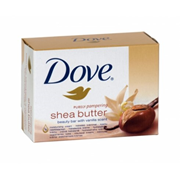 Dove Bar Shea Butter 100g (95890)