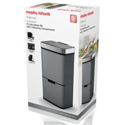 morphy richards Pro Recycling Sensor Bin 75lt (977121)