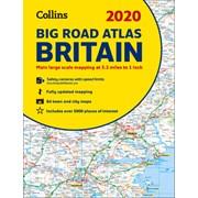 Aa.bargain Road Atlas A3 2020 (81510)