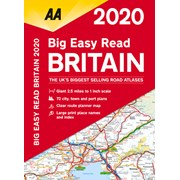 Aa Easy Read Britain 2020 A4 (8131-2)