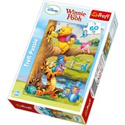 60 Piece Puzzle-winnie The Pooh (916 17264)