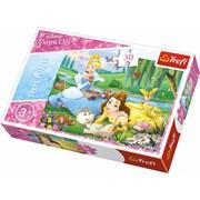 30 Piece Puzzle-belle & Cinderella (916 18223)