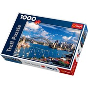 1000 Piece Puzzle 6 Assorted Designs (916 ASS1000)