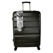 "Adelaide Hardshell Trolley Case Charcoal 21"" (ABS325-CH)"
