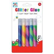 Act 5 Swirl Glitter Glues (GLGL)