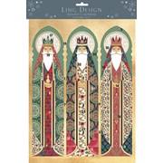 Advent Calendar Three Kings (ADV025)