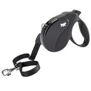 Ferplast Amigo Large Cord Black Dog Lead (max 50kg) 5m (75730017)