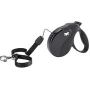 Ferplast Amigo Small Cord Black Dog Lead (max 25kg) 5m (75710017)