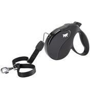 Ferplast Amigo Medium Cord Black Dog Lead (max 25kg) 5m (75720017)
