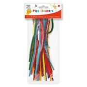 50 Asstd Pipe Cleaners (PCLN/2)