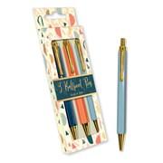 Totally Fierce Retractable Pens Set (ANRP)