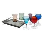 7 Piece Short Stem Liqueur Set (AST60958)