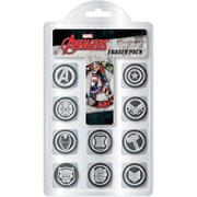 Avengers Icon 10  Eraser Pack (ACNVE)