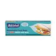 Baco Zip N Seal Bags Large 20s (85B26)