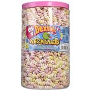 Dexters Candy Nacklace Tub 100s (B5LA01)