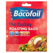 Baco Easy Roast Turkey Bag 2s (85B05)