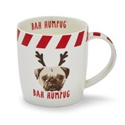 Cooksmart Bah Humpug Barrel China Mug (1140)