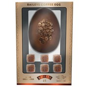 Baileys Infused Chocolate Egg With Coffee Chocs 285g (LR804)