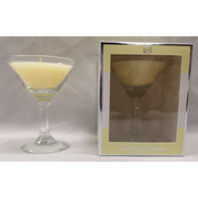 Baltus Cocktail Glass Candle Sparkling Champagne (501614)