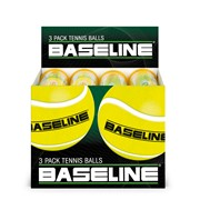 Baseline Tennis Balls 3s (B247)