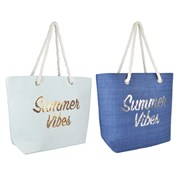Paperstraw Bag With Summer Vibes (BB1061)