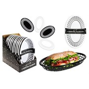Bbq Burger Basket 4s (AM2156)