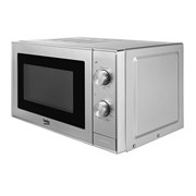 Beko 900w Microwave With Grill Silver 20l (MGC20100S)