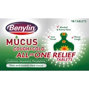 Benylin Mucus Cough Tablets  6for5 16s (79197)