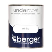 Berger Undercoat White 750ml