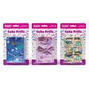 Culpitt Birthday Cake Frills Asstd (DP530)